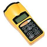 Generic Waterproof Digital LCD Ultrasonic Sonic Distance Measuring Tape Measure Meter Area & Volume Calculator Laser Pointer