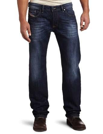 Diesel - - Hommes Larkee Jeans 0074W, 29W x 32L, Denim