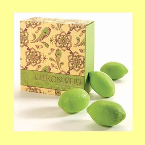 Gianna Rose Citron Vert Fruit Soap Box