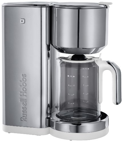 Russell Hobbs ALLURE Coffee Maker Stainless 14741 from Russell Hobbs