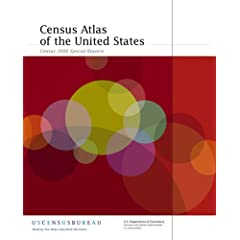 Census Atlas of the United States cover