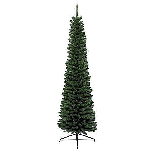 Kaemingk 680060 Pencil Pine, Schlanker Baum, Soft Nadel PVC, innen, Höhe 150 cm thumbnail
