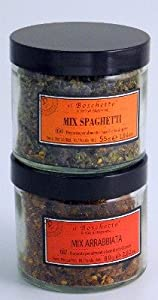 Il Boschetto Arrabbiata And Spicy Spaghetti Herb Mix Pack Of 2 from Il Boschetto