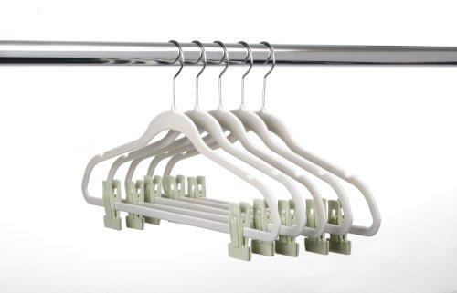 Metal Suit Hangers Ultra-slim Velvet Suit Hangers