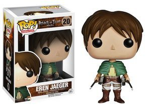 Attack on Titan: Eren Jaeger - 1