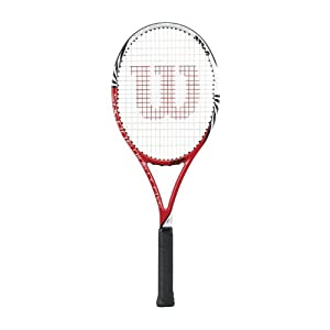 Wilson 2012 Six One 95 BLX 18x20 Tennis Racquet