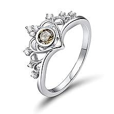 buy Noble Unique Fine Jewelry Cafe Diamond Gemstone Wedding 20K White Gold Band Ring