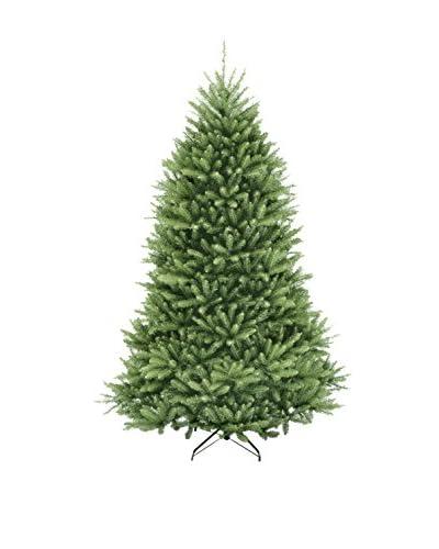National Tree Company 7' Dunhill Fir Hinged Tree