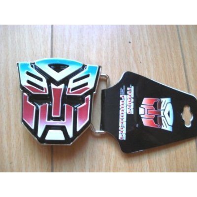Transformers Hasbro Autobot Decepticon Multi Color Belt Buckle for MEN Wondar Woman Batman Dark Knight Superhero