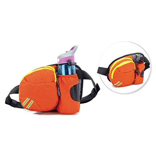 TT&FF Palestra polivalente all'aperto borsa/personal tactical immersioni/Yoga/telefono in esecuzione Pocket , yellow