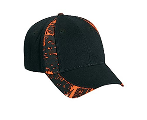 Hats & Caps Shop Camouflage Piping Design Brushed Cn Twill Low Profile Pro Style Caps - By TheTargetBuys