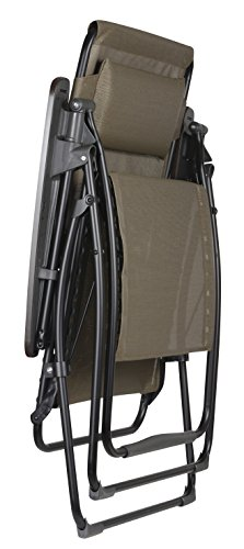 Lafuma-Relax-Liegestuhl-klappbar-und-verstellbar-Futura-XL-Seigle-Grau-LFM3082-3466