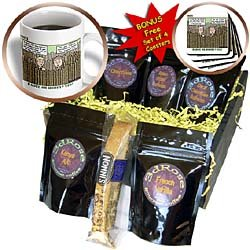 Rich Diesslin KNOTS Scout Cartoons - Coin Collecting - Badge or Hobby - Coffee Gift Baskets - Coffee Gift Basket