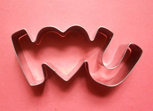 fak-valentine-cute-special-4-i-love-u-word-special-party-baking-cookie-biscuit-cutter-by-fak-fungsho