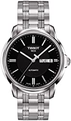 Tissot Men's T0654301105100 Automatics III Stainless Steel Watch