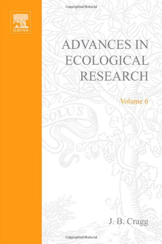 ADVANCES IN ECOLOGICAL RESEARCH V6, Volume 6