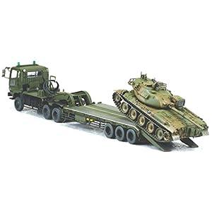 1/72 ミリタリーモデルキットNo.SP 陸上自衛隊 73式特大型セミトレーラー