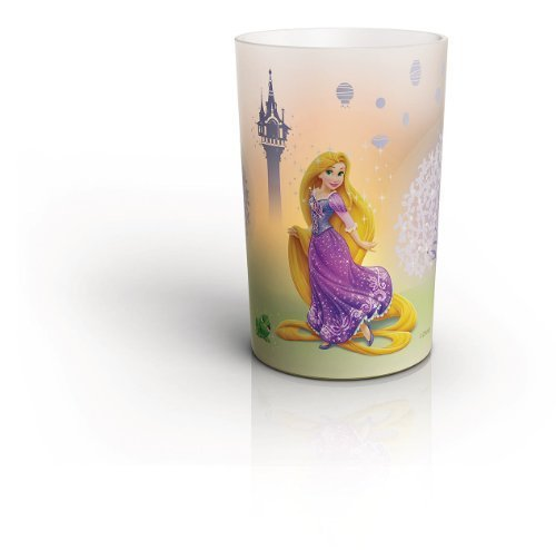 Philips Disney Rapunzel Children'S Led Candle By Philips