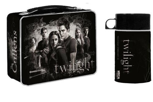 "Twilight Lunchbox ""Bella and Cullens"""