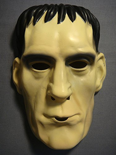 [THE ADDAMS FAMILY LURCH / FRANKENSTEIN HALLOWEEN MASK PVC NEW] (666 Halloween Costume)