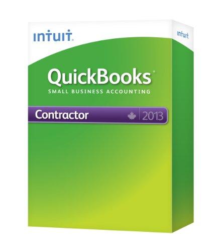 Intuit QuickBooks Premier Contractor ED 2013 (418831)
