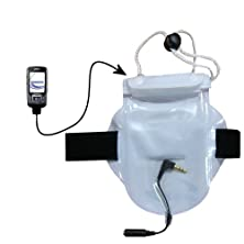 buy Water Dust And Sand Proof Bag Workout Accessory With Heaphone Pass-Through For Use With The Samsung Sgh-D900