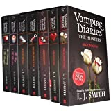 Vampire Diaries Collection, Books 1-10, 8 Books, RRP £55.92 (The Awakening; The Struggle: The Fury; The Reunion; The Return: Nightfall; The Return: Shadow Souls; The Return: Midnight; The Hunters: Phantom & the hunters Moonsong) (Vampire Diaries series collection set)