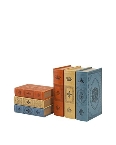 Set of 6 Potter Book Boxes