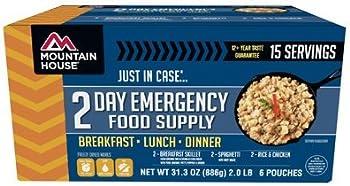 Mountain House 2-Day Emergency Food Kit