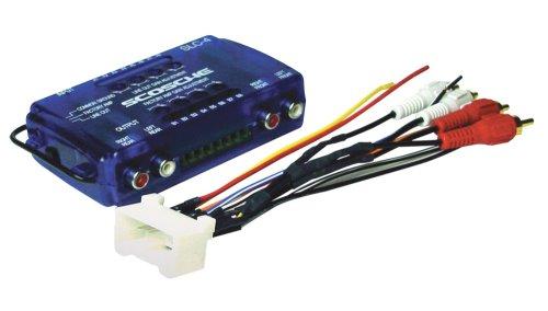 scosche radio wiring harness for 2000 up toyota amplifier interface gt jfgjdshg