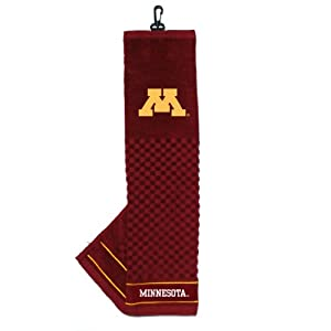 Minnesota Golden Gophers Embroidered Towel from Team Golf