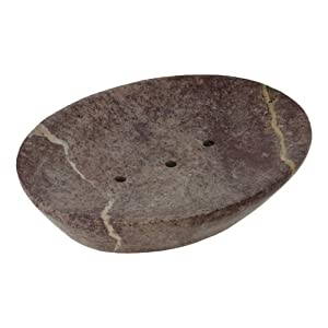 Stone art holder soap dish accessories for bathroom shower for Marble bathroom accessories uk