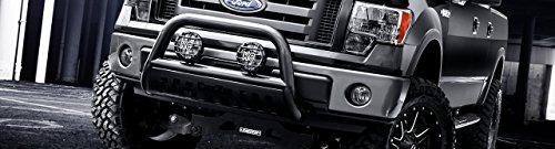 HS Power BLACK HEAVYDUTY STEEL BULL BAR PUSH BUMPER GRILL GRILLE GUARD 10-15 WRANGLER JK (2013 Jeep Wrangler Bull Bar compare prices)