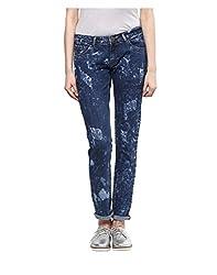 Yepme Women's Blue Poly Cotton Jeans - YPWJEAN5144_30