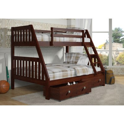 Teen Bunk Beds 239 front