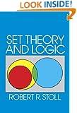 Set Theory and Logic (Dover Books on Mathematics)