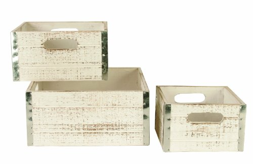 wald-imports-set-of-3-square-wood-crates-with-metal-trim-distressed-white
