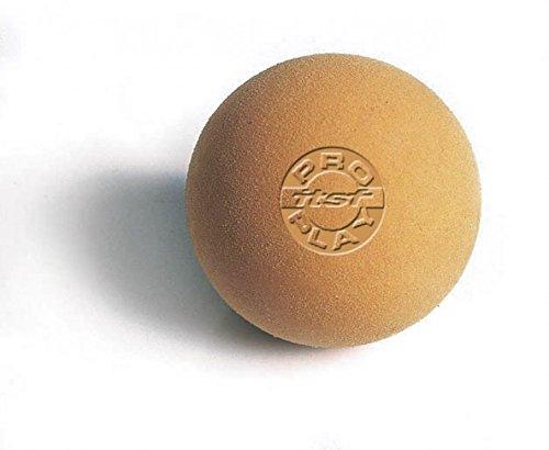 Tischfussball Kicker Kickerbäll Ball für Kickertisch Anfänger Turnier Profi (Orange ITSF Profi Ball)
