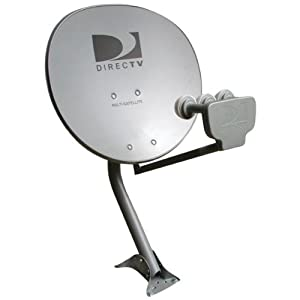 Pro Eagle Aspen Dtvp3Ds Directv-Approved 18-Inch X 20-Inch multi-Satellite Dish