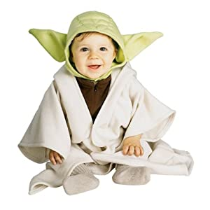 Yoda image holiday outfit for toddlers
