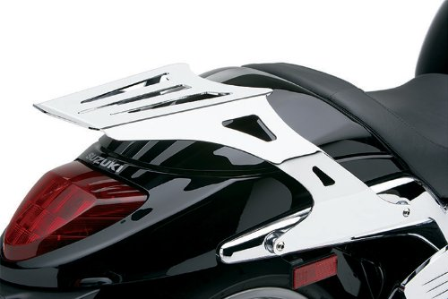 06-09 SUZUKI VZR1800: Cobra Formed Solo Luggage Rack - Chrome (CHROME)