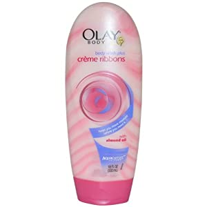 Olay Body Wash Plus, 18 Ounce (Pack of 3)