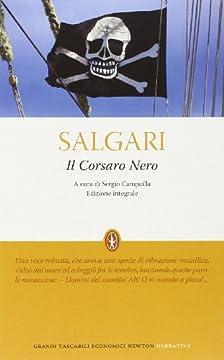 Cover Il Corsaro Nero. Ediz. integrale