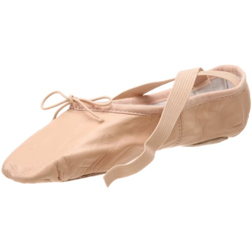 Bloch Women's Prolite II Leather Ballet Slipper,Pink,7.5 B US