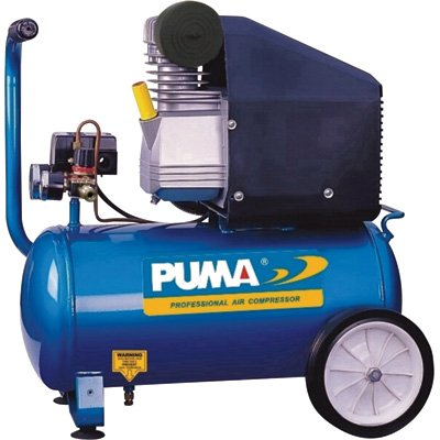 Puma Direct Drive Portable Air Compressor - 8-Gallon, 1.5 HP, 3.7 CFM, Model# DD2008