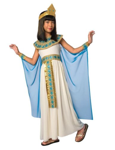 Cleopatra Child Lg Kids Girls Costume