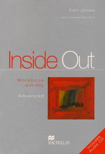 Inside Out: Advanced Workbook With Key and CD: Workbook Pack with Key