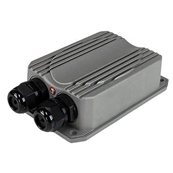 StarTech.com R300WN22MO5E Répéteur Wi-Fi PoE 5 GHz 802.11a/n + 300 Mbps Gris