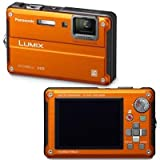 Panasonic Lumix DMC-TS2 14.1 MP Waterproof Digital Camera with 4.6x Optical Image Stabilized Zoom with 2.7-Inch LCD (Orange) ~ Panasonic