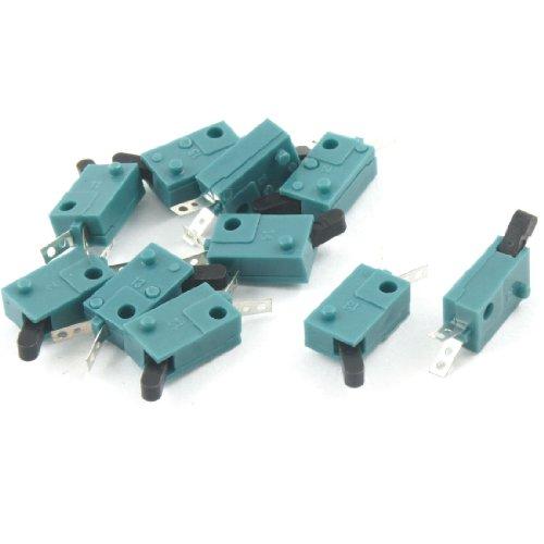 CS-23B DC 16V 1A 1P1T NC Leaf Switch 10 Pcs for Electric Toy